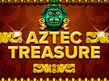 Онлайн слот Aztec Treasure